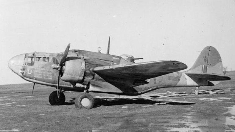 Στο βυθό της Ικαρίας εντοπίστηκε βομβαρδιστικό αεροσκάφος που κατέπεσε το 1945