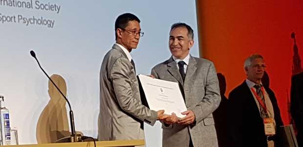 Βραβείο τιμής σε καθηγητή του Πανεπιστημίου Θεσσαλίας