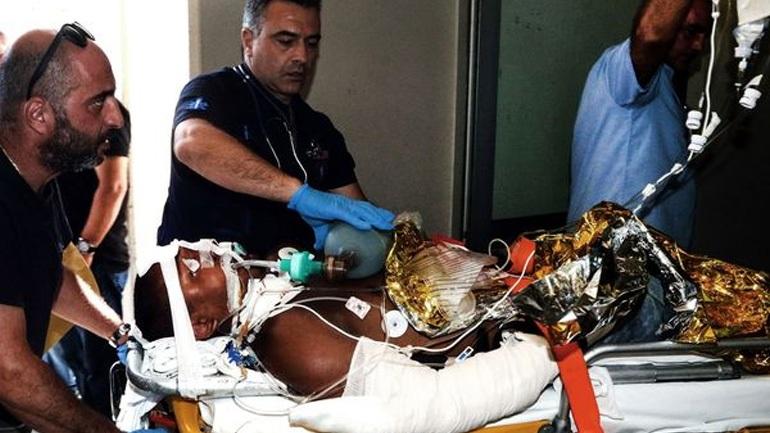 Περισσότεροι από 350 τραυματίες στο Μπόντρουμ