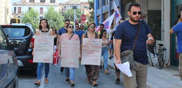 Μικρή συμμετοχή στην απεργία εργαζομένων στον τομέα τουρισμού