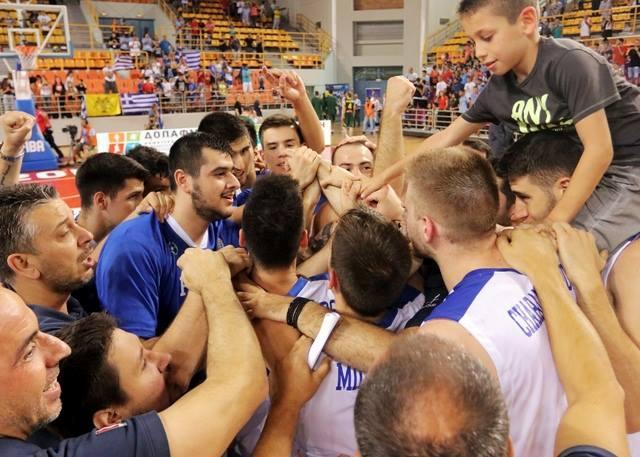 Νέοι... μάγκες και στην 4άδα του Ευρωμπάσκετ με την Ισπανία