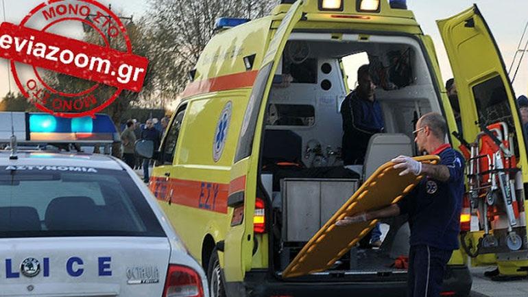 Πολύνεκρο τροχαίο στην Κύμη: Αυτοκίνητο με παρέα νεαρών έπεσε από γκρεμό