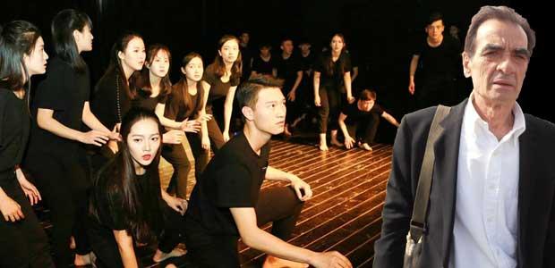 Βολιώτης δίδαξε αρχαίο δράμα στην Κίνα!