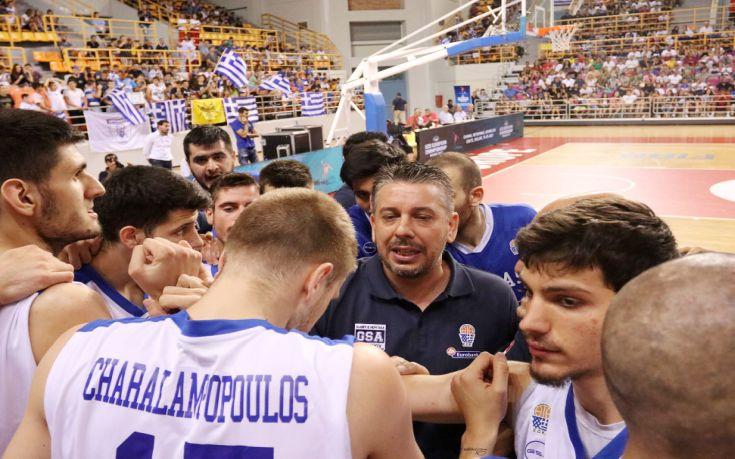 Eurobasket U-20: Η Ελλάδα στον τελικό