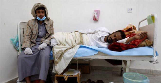 Υεμένη: Πάνω από 600.000 κρούσματα χολέρας περιμένει ο Ερυθρός Σταυρός