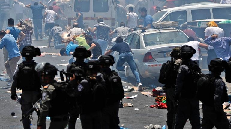 Οργή και αίμα στην Ιερουσαλήμ