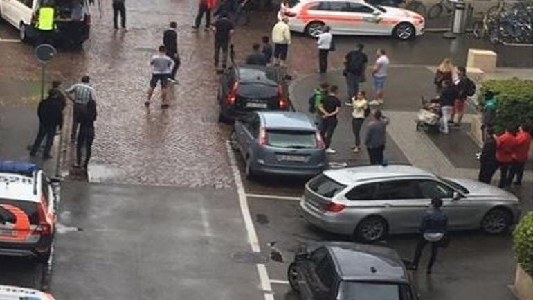Ταυτοποιήθηκε ο δράστης της επίθεσης με αλυσοπρίονο στην Ελβετία