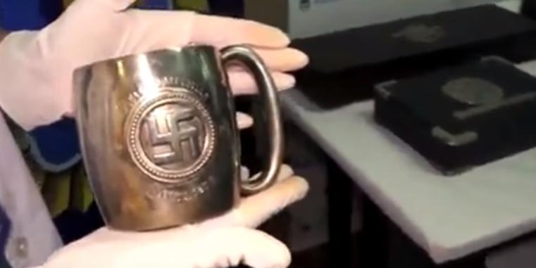 Bρήκαν σεντούκι με αμύθητο θησαυρό των Ναζί σε ναυάγιο!