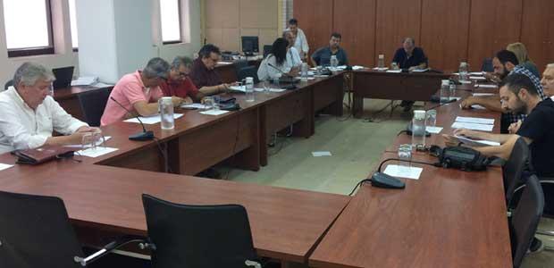 Στο Δημοτικό Συμβούλιο η ΕΡΓΗΛ