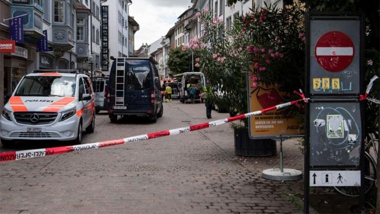 Ελβετία: Συνελήφθη ο δράστης της επίθεσης με το αλυσοπρίονο