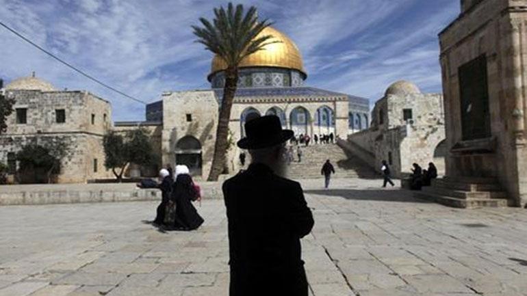Ισραήλ: Τοποθέτηση κυκλώματος παρακολούθησης στην Πλατεία των Τζαμιών
