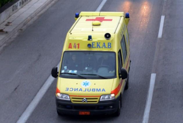 Εργατικό δυστύχημα στη Θεσσαλονίκη - Γερανός καταπλάκωσε 46χρονο
