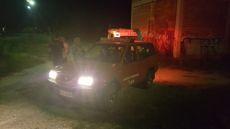 Συναγερμός λόγω πτώσης αεροσκάφους στη Λάρισα (βίντεο)