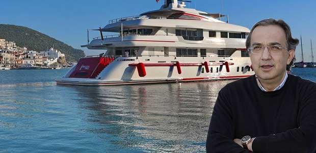 Διακοπές στην Σκόπελο για τον Mr Ferrari