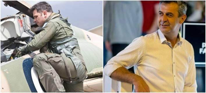 Οι δύο επιβαίνοντες του μοιραίου αεροσκάφους, 43 και 34 ετών