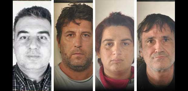 Αυτοί είναι οι τέσσερις που βίαζαν τα 2 αγοράκια στη Θεσσαλονίκη