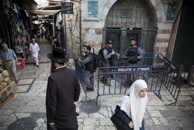 Ιερουσαλήμ: Το Ισραήλ απέσυρε όλα τα επιπλέον μέτρα ασφαλείας