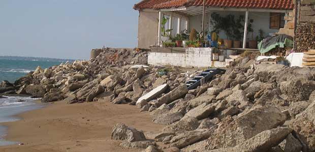 Αυθαίρετα στη Μακρόνησο εντόπισαν οι επιθεωρητές περιβάλλοντος