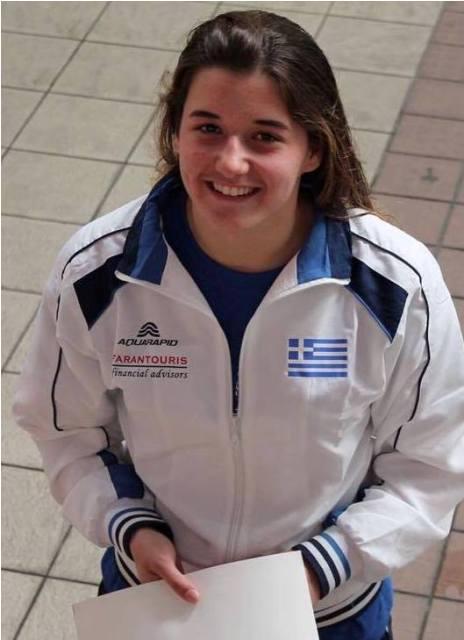 11η η Μεντεκίδη της Νίκης στα 400 μ. ελ. στο Ολυμπιακό φεστιβάλ νέων