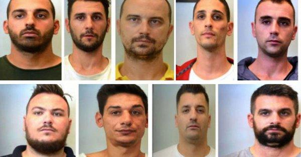Αυτά είναι τα μέλη της σπείρας που έκλεβε πολυτελή αυτοκίνητα (pics)