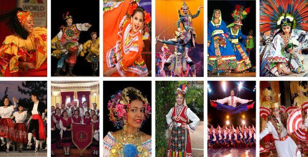 Διεθνές Φεστιβάλ Παραδοσιακών Χορών