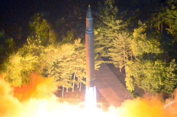 Η Β.Κορέα απειλεί: Όλες οι ΗΠΑ εντός της εμβέλειας των πυραύλων μας