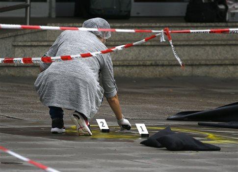 Αίτηση ασύλου είχε κάνει ο δράστης της επίθεσης με μαχαίρι στο Αμβούργο