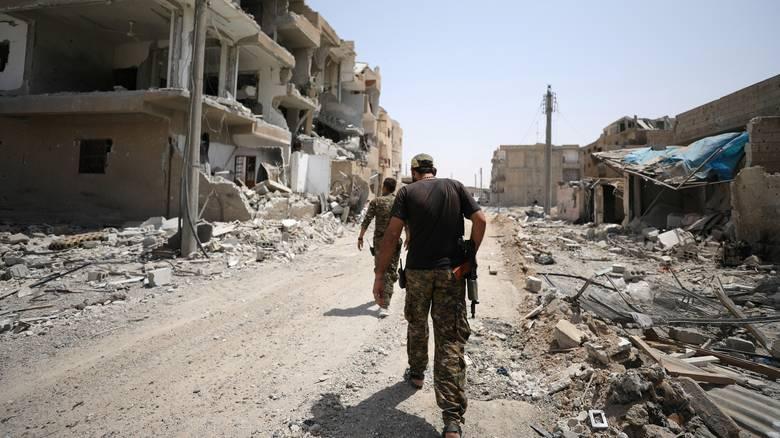 Συρία: Ο στρατός έφτασε στο τελευταίο προπύργιο των τζιχαντιστών