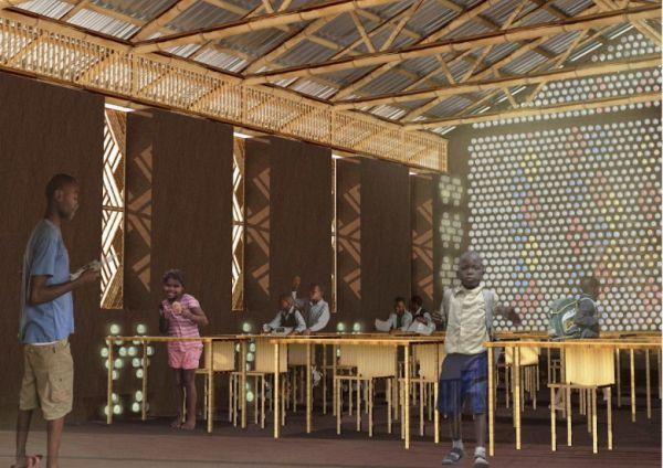 Χτίζοντας ένα σχολείο για την Γκάνα ~ Ξεκίνησε η υλοποίηση του βραβευμένου πρότζεκτ