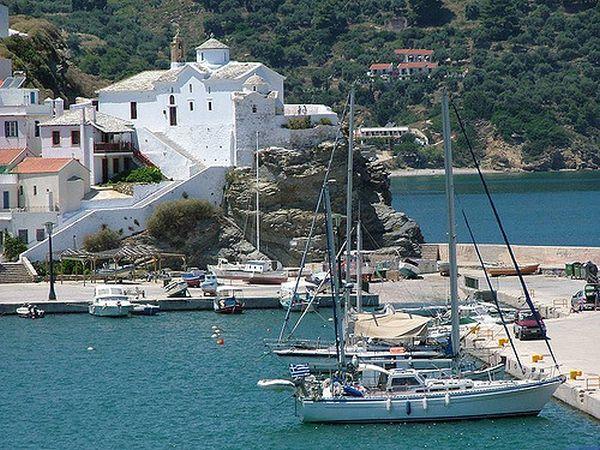 Διαγωνισμός για το λιμάνι της Σκοπέλου