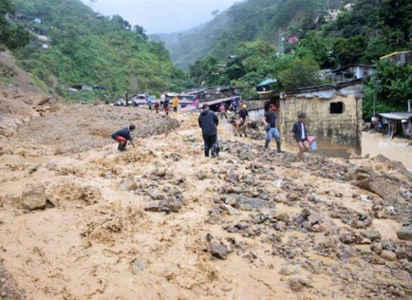 Ταϊβάν: 80 τραυματίες από το πέρασμα του τυφώνα Νεσάτ