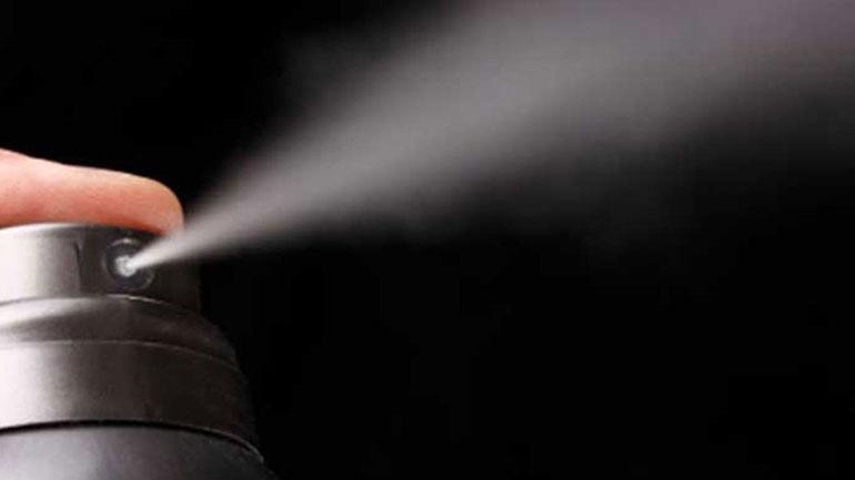 Τρίκαλα: Εντομοαπωθητικό έσκασε στα χέρια γυναίκας!
