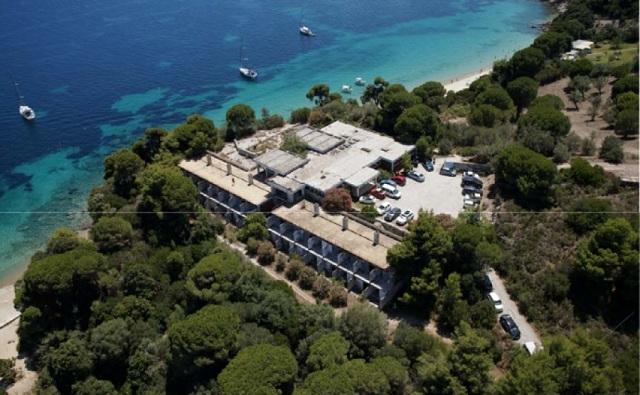 «Φρένο» ξανά στην τουριστική επένδυση για το «Ξενία Σκιάθος»;