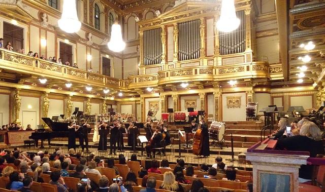 Υoung masters ensemble στο Πορφυρογένειο Αγριάς