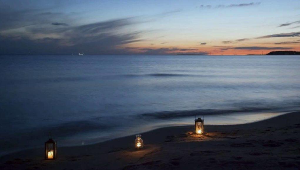 Καλωσόρισμα του Αυγούστου στην παραλία των Αλυκών