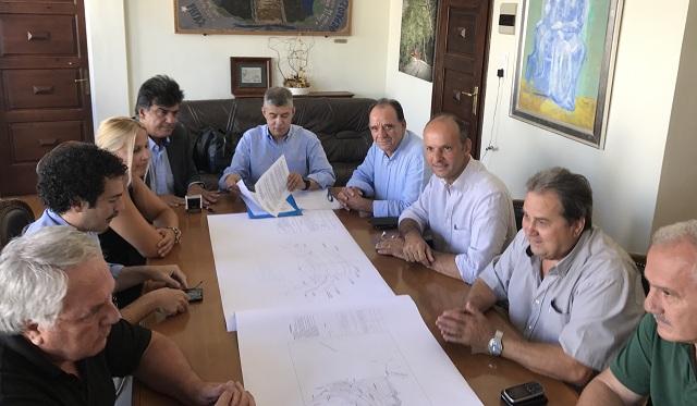 Ξεκινά η αποκατάσταση ζημιών στο οδικό δίκτυο σε Ξουρίχτι και είσοδο Ζαγοράς