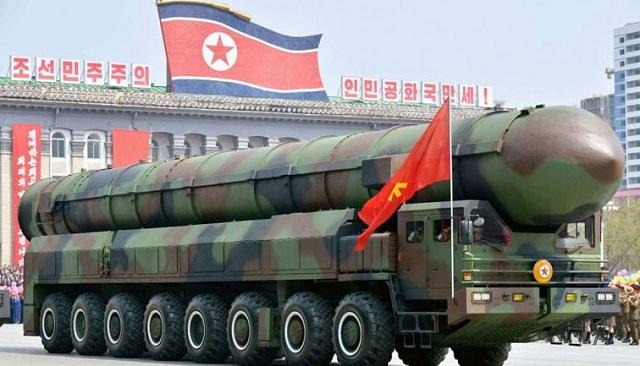 Αξιωματούχοι επιβεβαιώνουν την πυραυλική ικανότητα της Βόρειας Κορέας να πλήξει τις ΗΠΑ