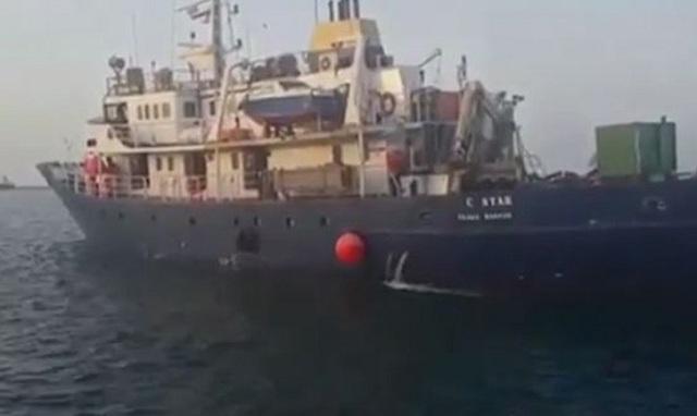 Σε επιφυλακή οι λιμενικές αρχές της Κρήτης για το πλοίο των ακροδεξιών
