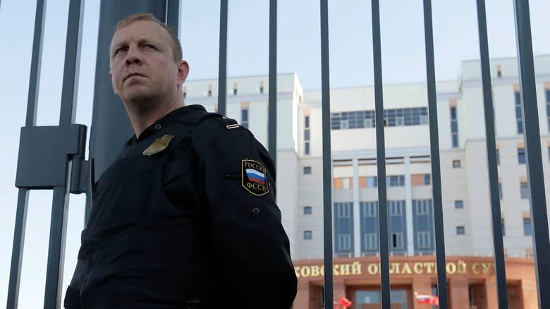 Μόσχα: Πυροβολισμοί με νεκρούς και τραυματίες σε δικαστήριο
