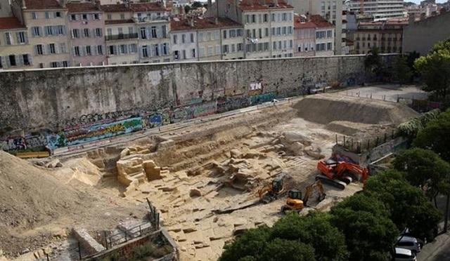 Αρχαίο ελληνικό λατομείο στη Μασσαλία χαρακτηρίζεται ιστορικό μνημείο