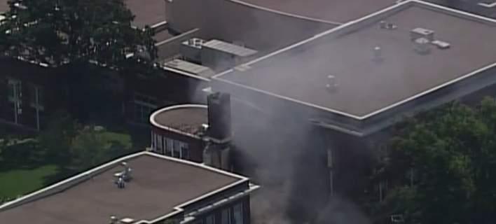 Κατέρρευσε κτίριο σχολείου στην Μινεσότα από έκρηξη. Πληροφορίες για εγκλωβισμένους
