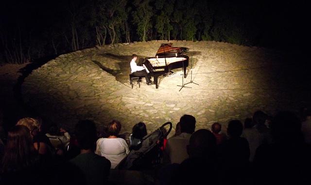 Βραδιές πιάνου στο Αλώνι