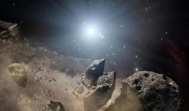 Ανακαλύφθηκε η πιο αρχαία οικογένεια αστεροειδών μεταξύ Άρη-Δία