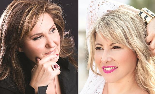 Η Λένα Αλκαίου και η Ερρικα Πατρικίου τραγουδούν απόψε στο «La Veranda»