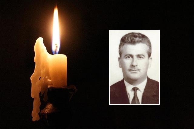 Ετήσιο μνημόσυνο ΚΩΝΣΤΑΝΤΙΝΟΥ Μ. ΚΟΝΤΟΓΕΩΡΓΙΟΥ