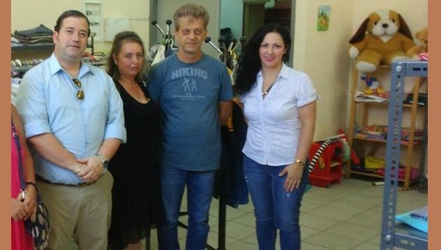 Σύλλογος Τρικερίου και Δίκτυο Μαμάδων Μαγνησίας ενίσχυσαν το Κοινωνικό Παντοπωλείο