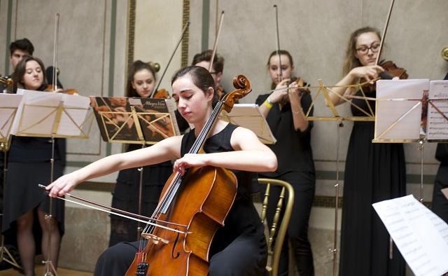 Νεανική ορχήστρα από τη Βιέννη στην Αγριά