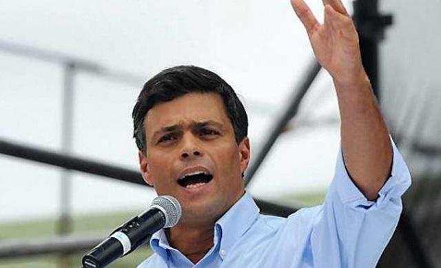 Βενεζουέλα: Σε κατ΄οίκον περιορισμό ο ηγέτης της αντιπολίτευσης Λεοπόλδο Λόπες