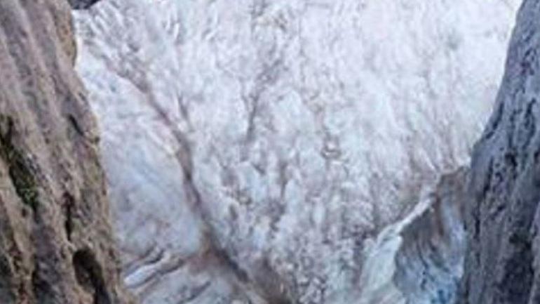 Υπάρχει ένα μέρος στην Κρήτη που έχει πάντα… χιόνι