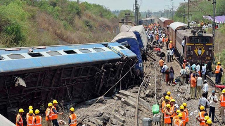 Δυστύχημα με τρένο στην Ινδία - τουλάχιστον 5 νεκροί